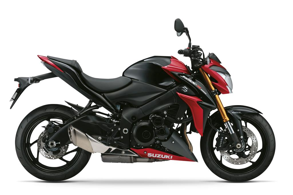 GSX-S1000 M0 Candy Daring Red