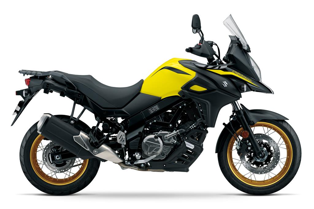 V-Strom DL 650XT M0 Yellow